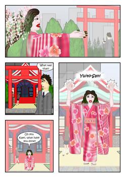 Sakura Onna Page 9