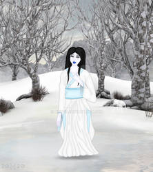 Character Study: Yuki Onna