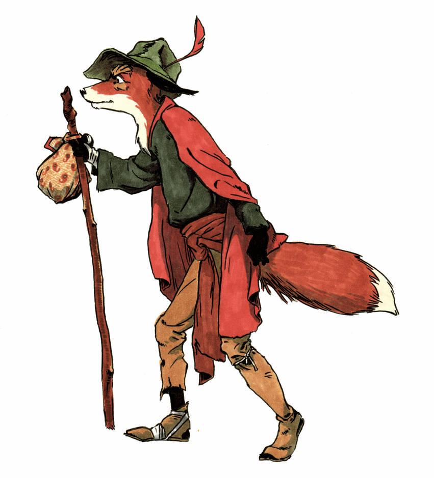 Fox a la Rackham