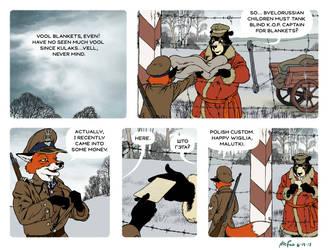 Rudek and the Bear #83