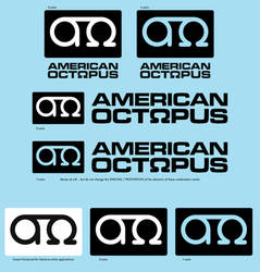 Logo design for American Octopus, LLC