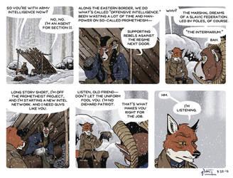 Rudek and the Bear #87
