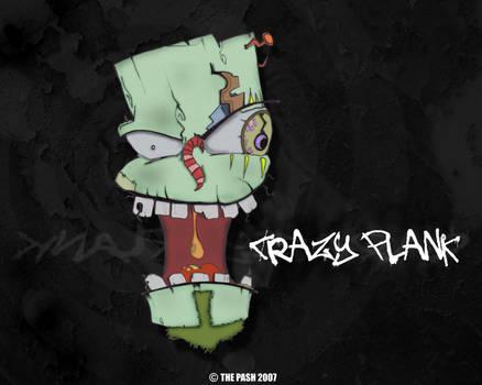 crazy plank