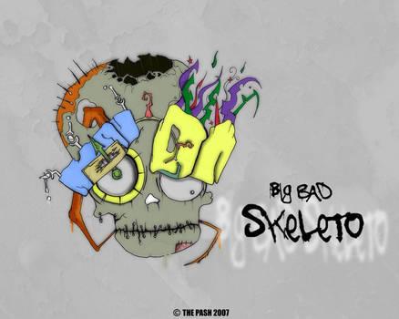 big bad skeleto