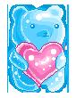 Gummybear Heart by stacy3601