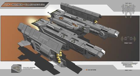 UTF - Bomber - Class Medusa