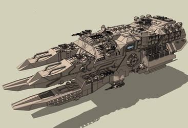 CFW-Battleship - Class Ballista