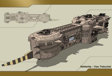 CFW-Battleship - Class Trebuchet 1