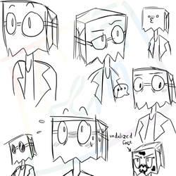 Flug Doodlesss by fruittbox