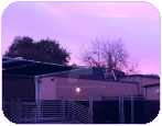 purple/sunset aesthetic f2u by axedog