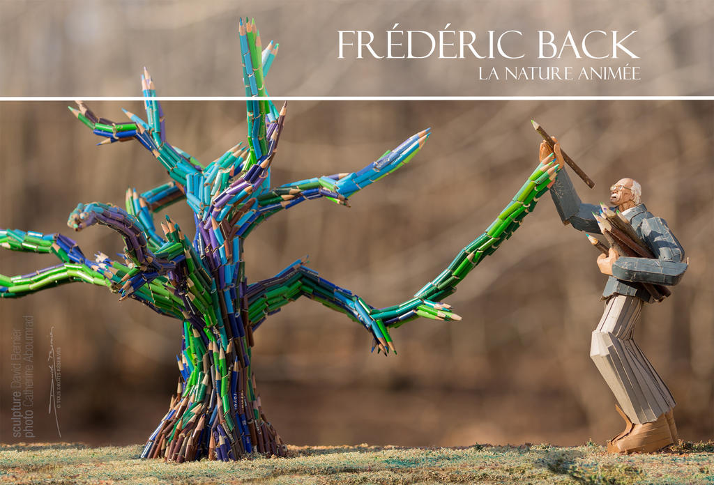 Frederic Back by goplanet