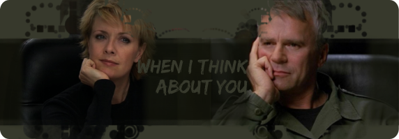 Stargate : Think About You by ClassicCouples