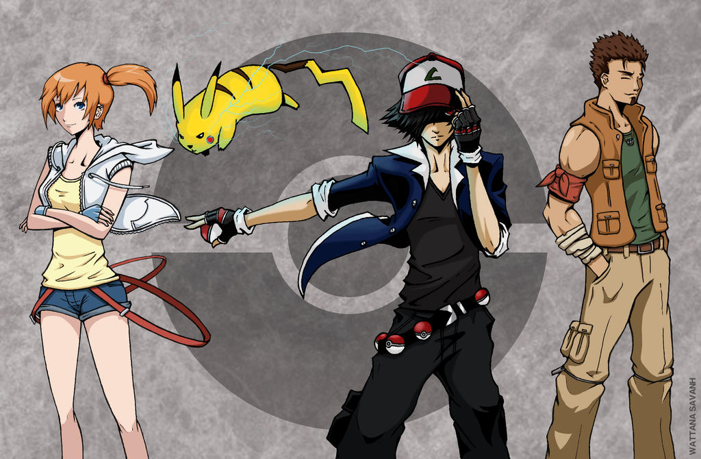 Pokemon Legends by TheDeviantArchitect