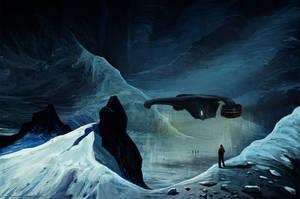 Frozen Bollock$ by Mull-Art