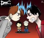 Lewis vs. Dont'e: BrainScratchComms presents DMC.