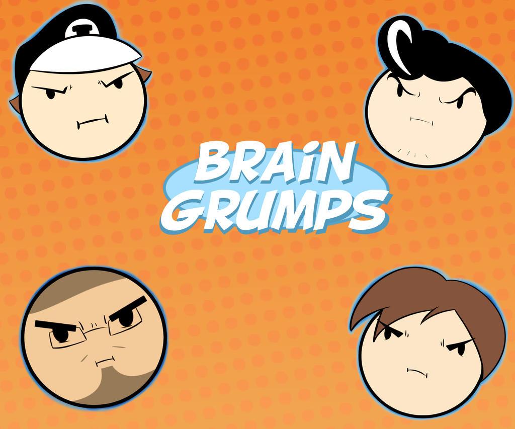 Brain Grumps by JDaggs92
