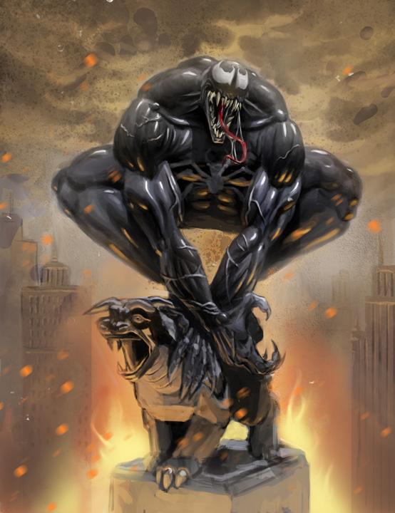 Venom by mootchmonster