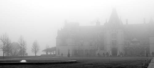 A Dark Day at Biltmore Estate by Soltis