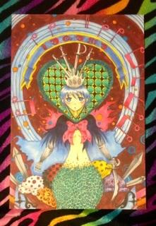 Sayaka Miki - Half Witch, Half Human Form by Pinearah on DeviantArt