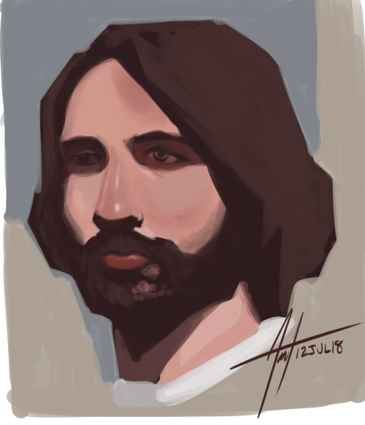 Painting Study by Grieverjoe