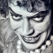 tim curry by Markovandemon