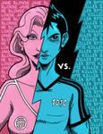 Jane Blonde vs. Killer Byte