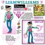 Liam Williams - 8th Evil Ex