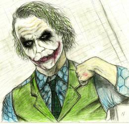 TDK Joker by Fehg49