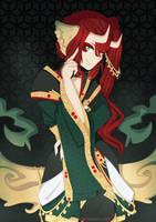(T) Katsuo for Amai Yasu by Amurei