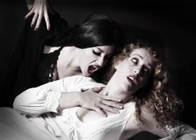 Night of the Vampire by DanniDoll