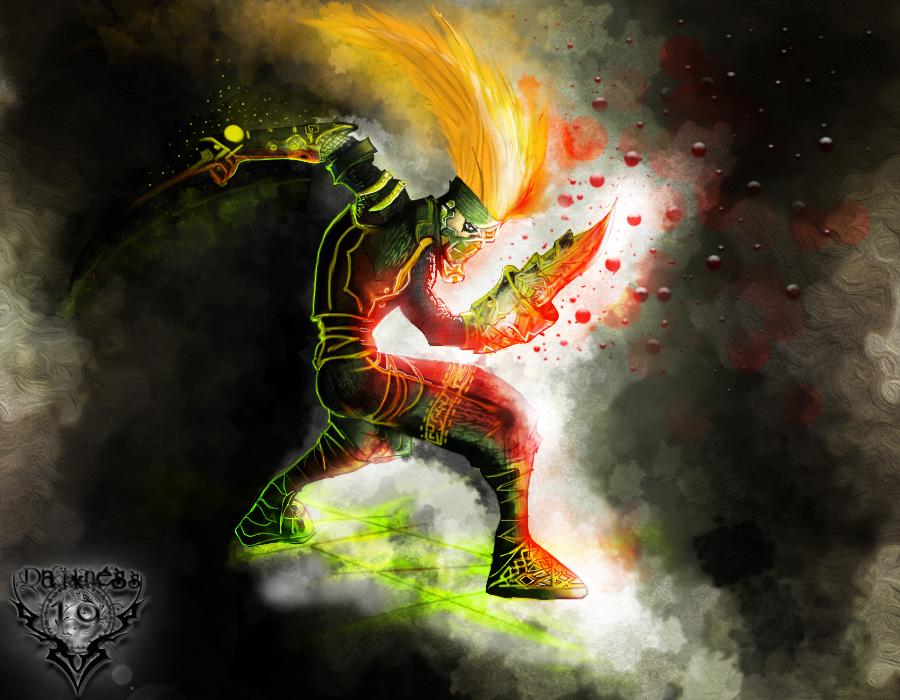 Idle-ninja9 by idle-Darkness