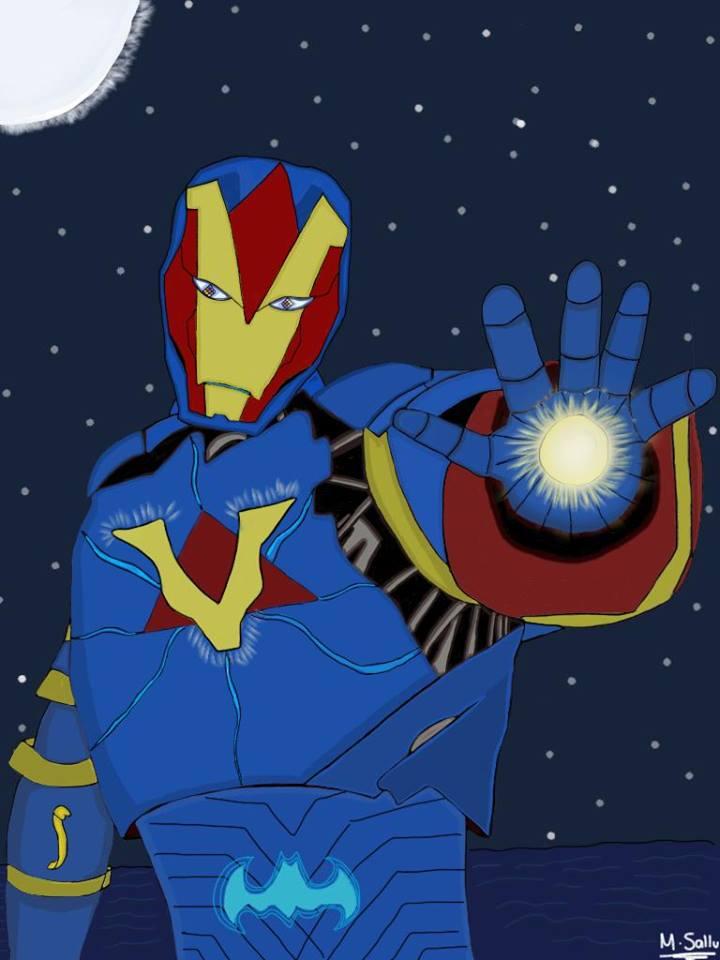 VenturianTale Iron Man Suit by MuhammadSallu on DeviantArt