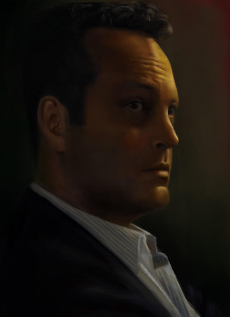 Vince Vaughn by EleneMarseille