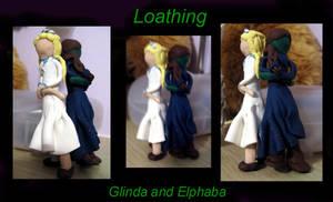 Loathing- clay