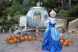 Pumpkin Carriage by ProtectorKorii