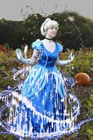Cinderella Sparkles by ProtectorKorii