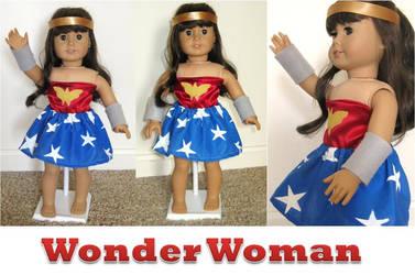 American Girl - Wonder Woman by ProtectorKorii