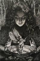 The Minstrel by LostArnett