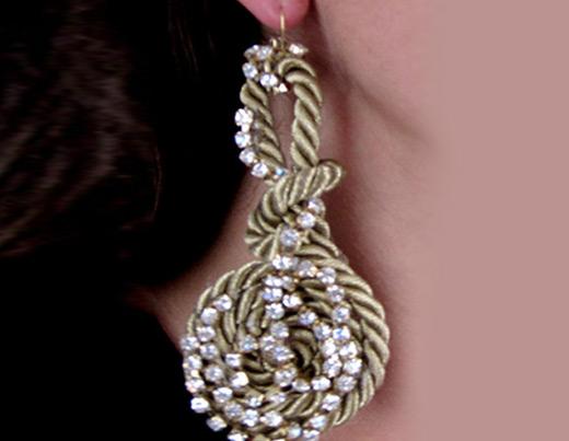 A Pair of Unique Handmade Earrings by sandylee222 on DeviantArt