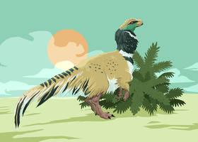 Unaysaurus tolentinoi by Dinostavros