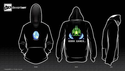 Born Gamer - 8-bit Contest