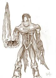 Raziel and the wraithblade