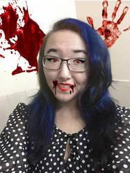 Vampire Halloween 2k15 by AngelAedorable