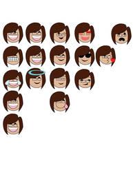 Emoji-project by AngelAedorable