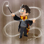 You're a Wizard, Harry!