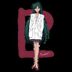 Setsuna Meioh - School Life!