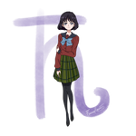 Hotaru Tomoe - School Life!