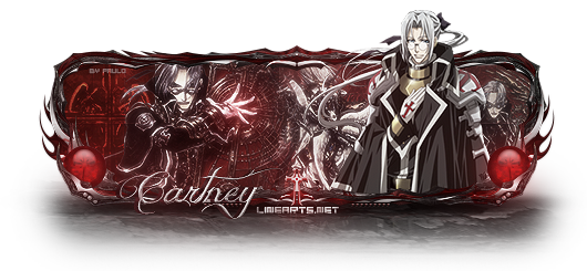 Trinity Blood by iPauloDesigner