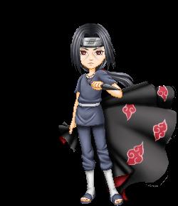 Itachi Uchiha by Hinata-sf