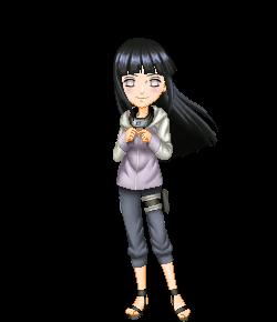 Hinata Hyuga by Hinata-sf